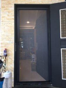 安裝隱形紗門